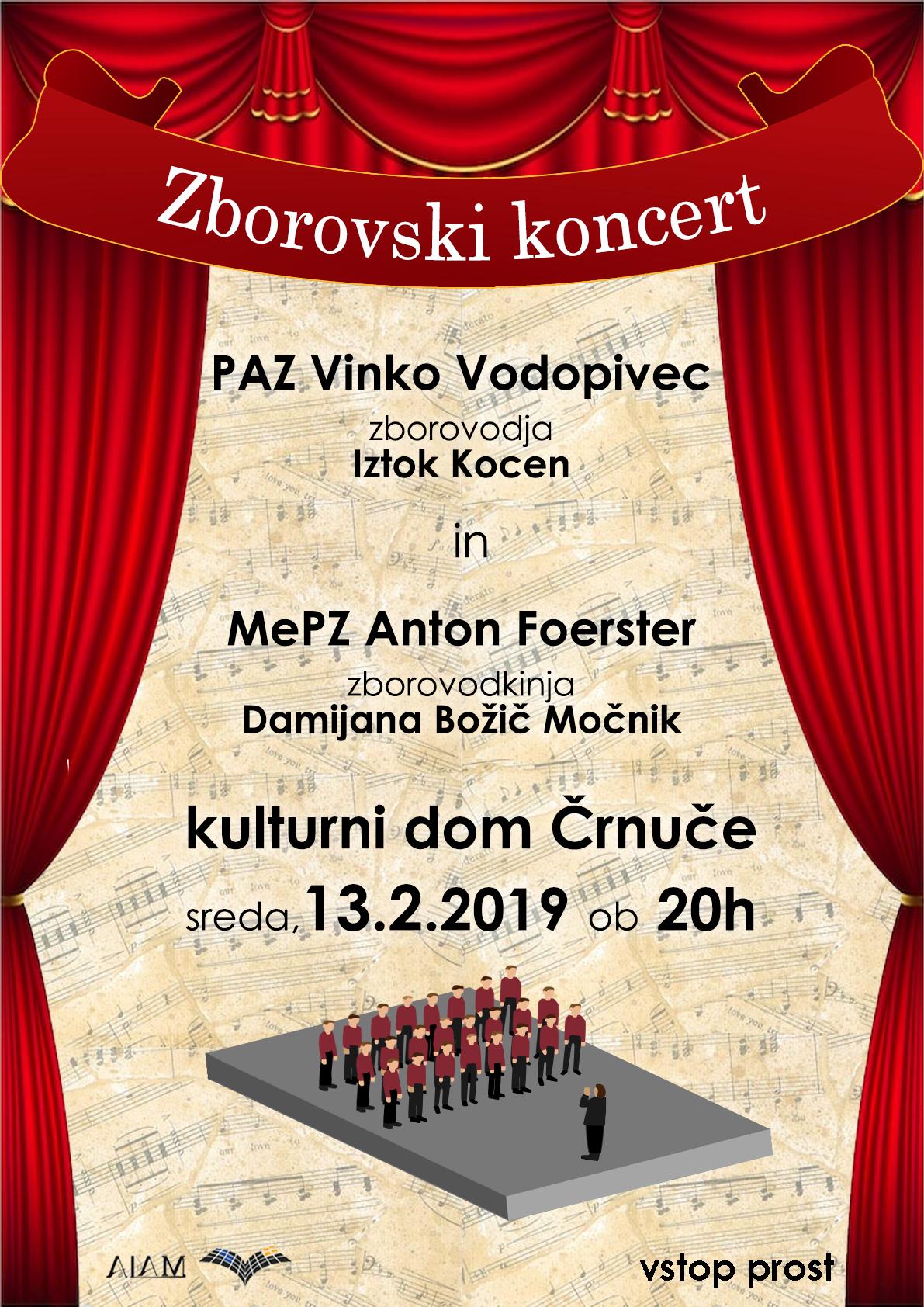 Prvi koncert cikla @ Ljubljana